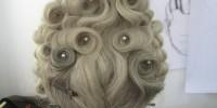 Historische Frisuren (6)